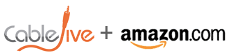CableJive and Amazon